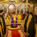 В день памяти апостола Андрея Первозванного митрополит Павел сослужил Предстоятелю