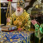 Митрополит Павел почтил память св. Александра Невского