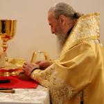 В день пам'яті апостола Андрія Первозванного митрополит Павел співслужив Предстоятелю