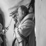 Владыка Наместник почтил память прп. Саввы Освященного