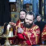 У день пам'яті св. Катерини владика Павел звершив Літургію