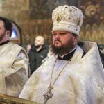 Наместник возглавил богослужения Рождественского сочельника