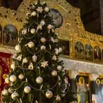 У перший день передсвята Різдва Христового владика Павел звершив богослужіння