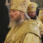 В день памяти свт. Василия Великого владыка Павел возглавил богослужения