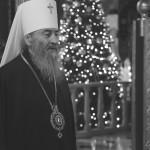 В день Собору Пресвятої Богородиці владика Павел співслужив Предстоятелю