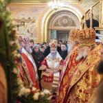 Владыка Павел почтил память св. мц. Татианы