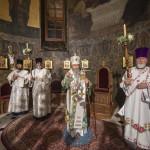 У свято Різдва Христового богослужіння в Лаврі очолив Предстоятель УПЦ