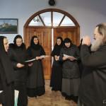 Владыка Павел посетил Сретенский монастырь с. Михновки