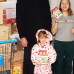 Соцотдел Лавры поздравил с праздниками детей в больнице