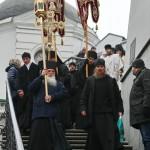 Богослужения в праздник Богоявления возглавил Предстоятель УПЦ