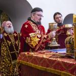 Митрополит Павел почтил память архидиакона Стефана