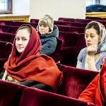 На «молодежке» продолжили тему грехопадения прародителей