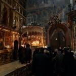 Митрополит Павел молился у мощей блж. Матроны и прп. Сергия