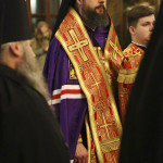 The solemn services on the memory day of St. Vladimir (Bogoiavlenskii) were permormed in the Lavra