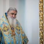 Владыка Павел возглавил Литургию в Вознесенской епархии