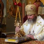 Митрополит Павел почтил память трех святителей