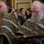 Митрополит Павел звершив Пасію з Акафістом Страстям Христовим