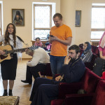 «Молодежка» молитвенно отметила 4 года деятельности
