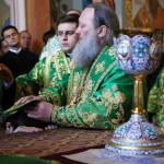 Священноархимандрит Лавры возглавил торжества Собора всех преподобных Печерских