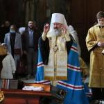 Митрополит Павел совершил благодарственный молебен о врачах