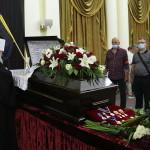 Митрополит Павел попрощался с хирургом Петром Фоминым