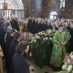 Митрополит Павел очолив урочистості на честь прп. Агапіта