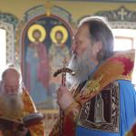 Митрополит Павел возглавил Акафист св. вмц. Варваре