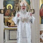 В лаврском скиту совершено отпевание Михаила Семеновича Литвиненко