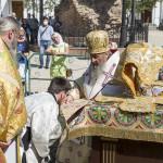 Неделя 2-я по Пятидесятнице. Всех святых, в земле Русской просиявших