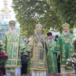 The Head of UOC led services on the Name day of His Beatitude in Lavra