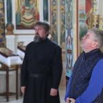 Наместник Лавры возглавил богослужения Троицкой субботы