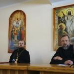 На «молодежке» вспоминали почившего Митрополита Владимира