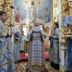 Торжества в день Казанской иконы Божией Матери в Херсонской епархии возглавил Наместник Лавры