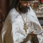 Наместник Лавры совершил отпевание монаха Лонгина