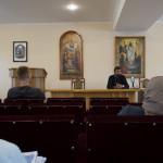 На «молодежке» говорили о книгах Нового Завета