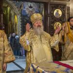 Митрополит Павел совершил Литургию в день Собора двенадцати апостолов