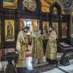 Митрополит Павел звершив Літургію в день Собору дванадцяти апостолів