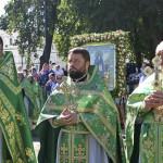 Предстоятель УПЦ возглавил торжества в честь прп. Антония Печерского