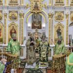 Наместник Лавры возглавил торжества в Винницкой епархии
