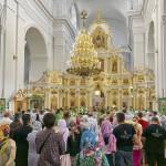 Намісник Лаври очолив урочистості у Вінницькій єпархії