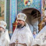 Неделя 11-я по Пятидесятнице, попразднство Преображения Господня