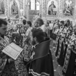 У переддень свята Успіння був звершений соборно акафіст