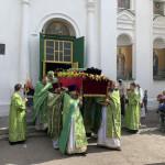Митрополит Павел возглавил торжества в городе Чернигове