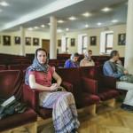 На «молодежке» обсудили отличия Церкви от секты