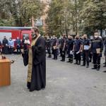 В честь своего профессионального праздника спасатели получили Награды УПЦ