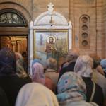 Митрополит Павел почтил память Предтечи Господнего Иоанна