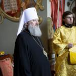 Неділя 13-та після П'ятидесятниці, пам'ять священомученика Євтихія