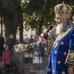 Наместник Лавры возглавил торжества праздника Рождества Божией Матери