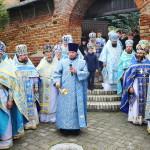 Владыка Павел возглавил богослужения в Зимно
