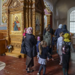 Первая паломническая поездка воскресной школы по святыням Киева